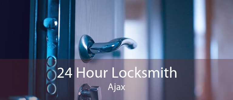24 Hour Locksmith Ajax