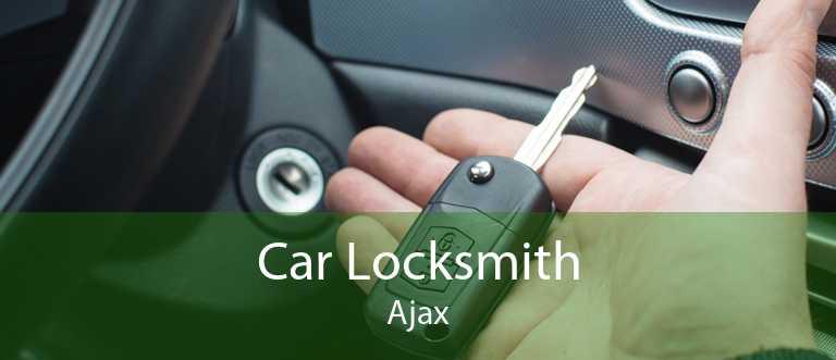 Car Locksmith Ajax