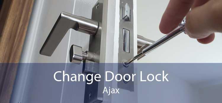 Change Door Lock Ajax