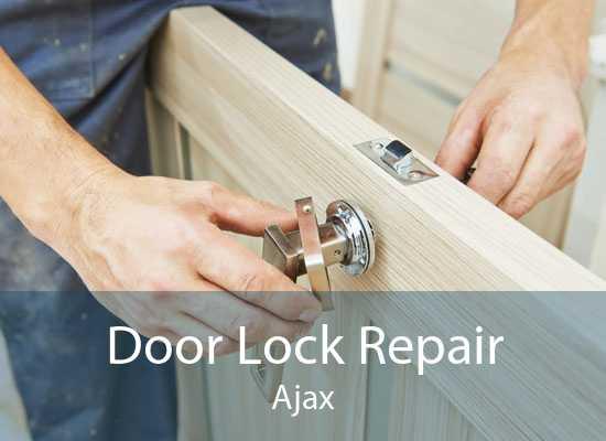 Door Lock Repair Ajax