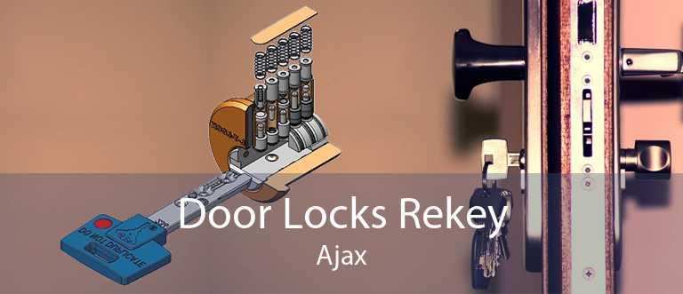 Door Locks Rekey Ajax