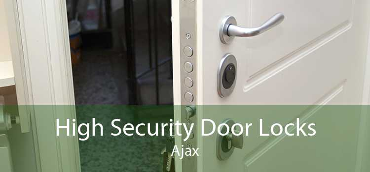 High Security Door Locks Ajax