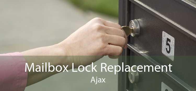 Mailbox Lock Replacement Ajax