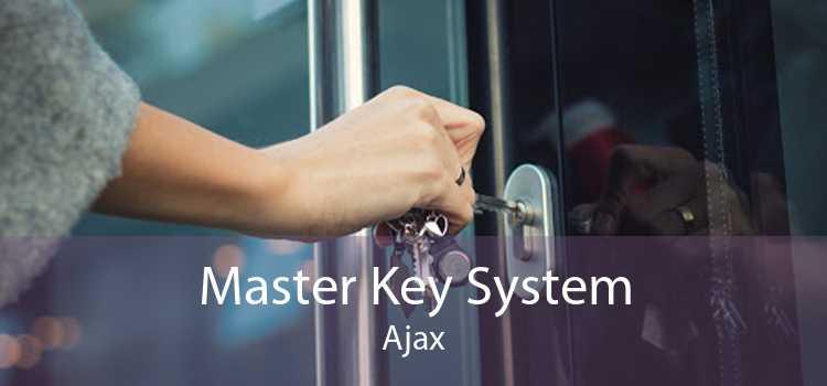 Master Key System Ajax