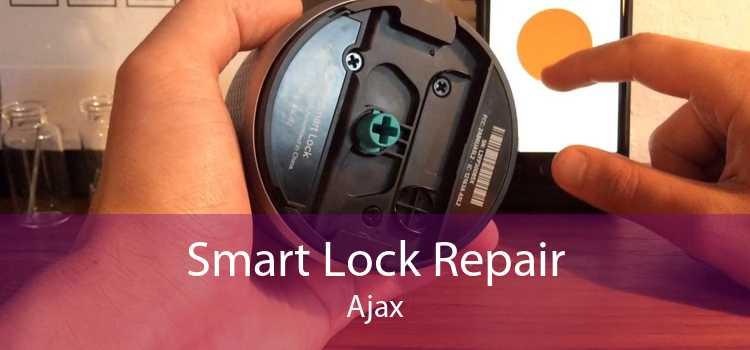 Smart Lock Repair Ajax